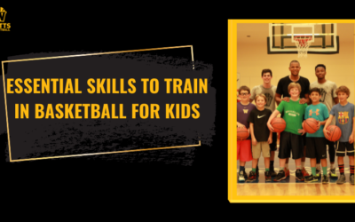 Essential Skills to Train in Basketball for Kids