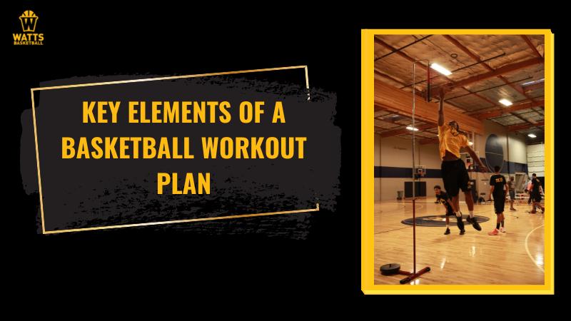 Key Elements of a Basketball Workout Plan