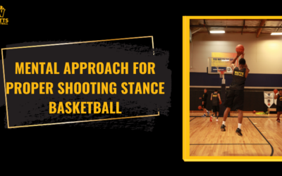 Mental Approach for Proper Shooting Stance Basketball
