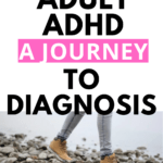 Discovering ADHD Pin