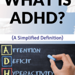 ADHD Definition pin image