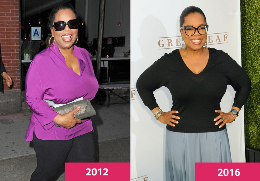 Oprah's only trusted weight loss product