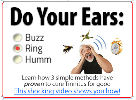 Finally, A Solution to Ringing Ears – Learn How 3 Simple Methods Have Cured Tinnitus for Good
