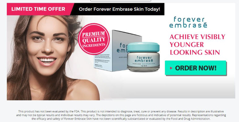 BENEFITS OF FOREVER EMBRASE SKIN Anti-Aging Formula – YOUNGER LOOKING SKIN- NO BAGS, CIRCLES