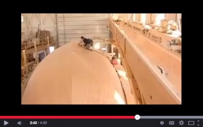 Maine Built Boats Video Vignette: Brooklin Boat Yard