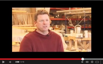 French & Webb: Todd French on Maine & Boatbuilding