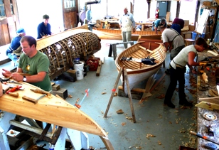 Woodenboat School