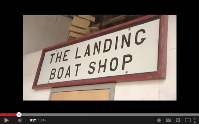 How to Build a Boat: The Landing School In Maine