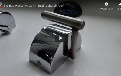 SW Boatworks 44′ Calvin Beal DEBORAH ANN