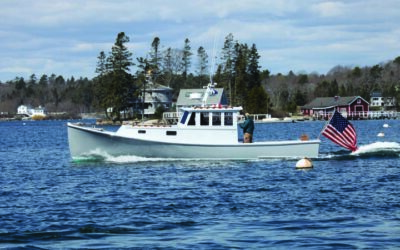 Samoset Boat Works launches LAST CALL