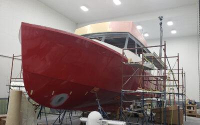 Mussel Ridge 46 from Samoset Boat Works