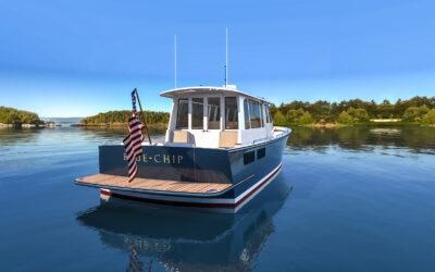Custom 41-Foot Dayboat