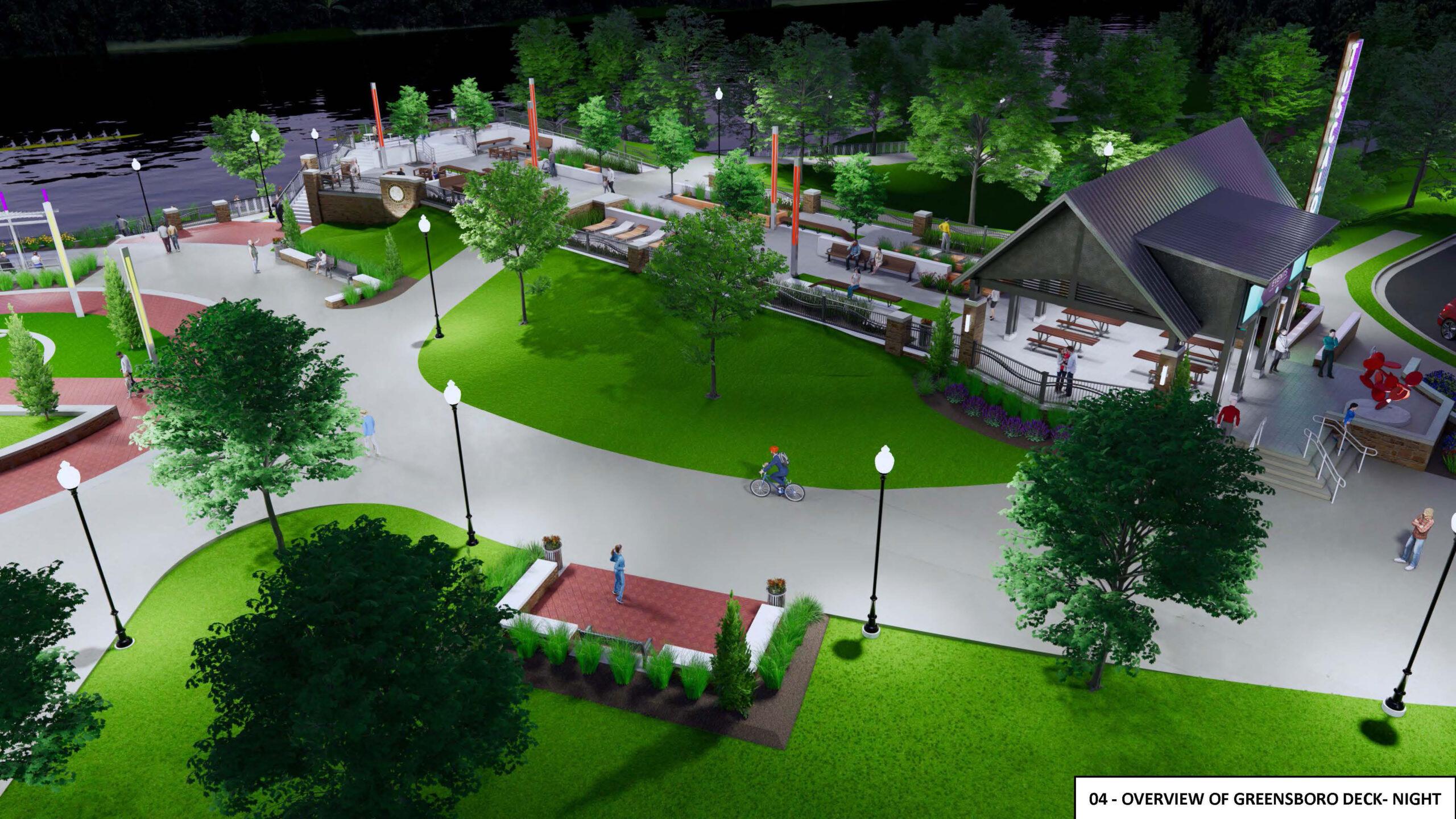 River-District-Park-Greensboro-Deck