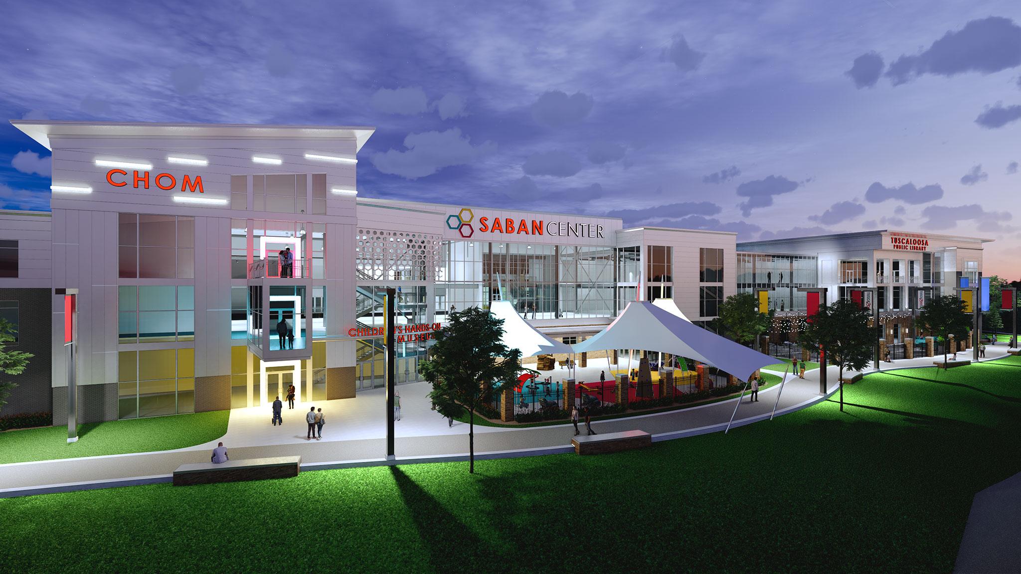 The Saban Center