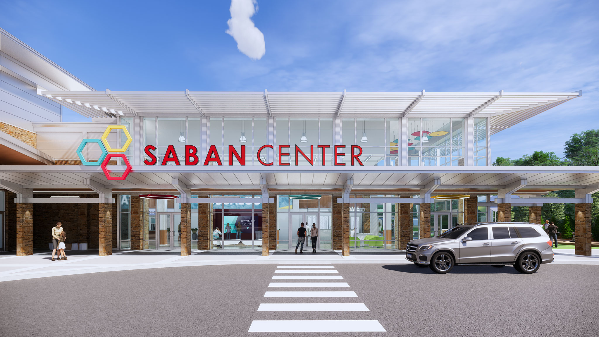 The Saban Center