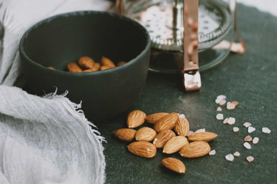 French Pressed Almond Mylk