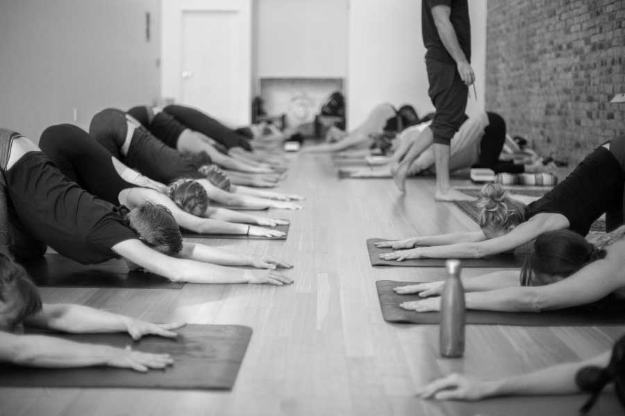 Yoga to Destress