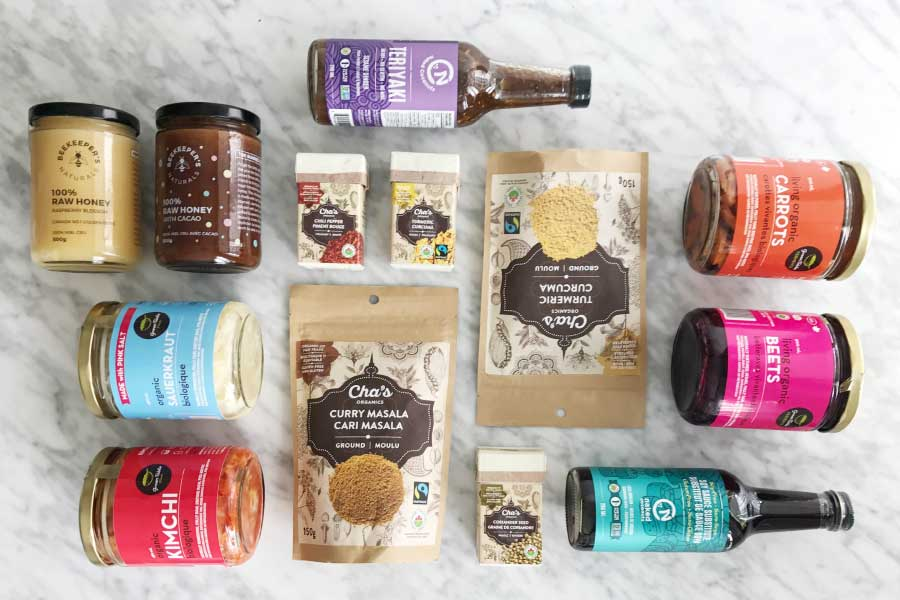 Canadian Health Products and Brands