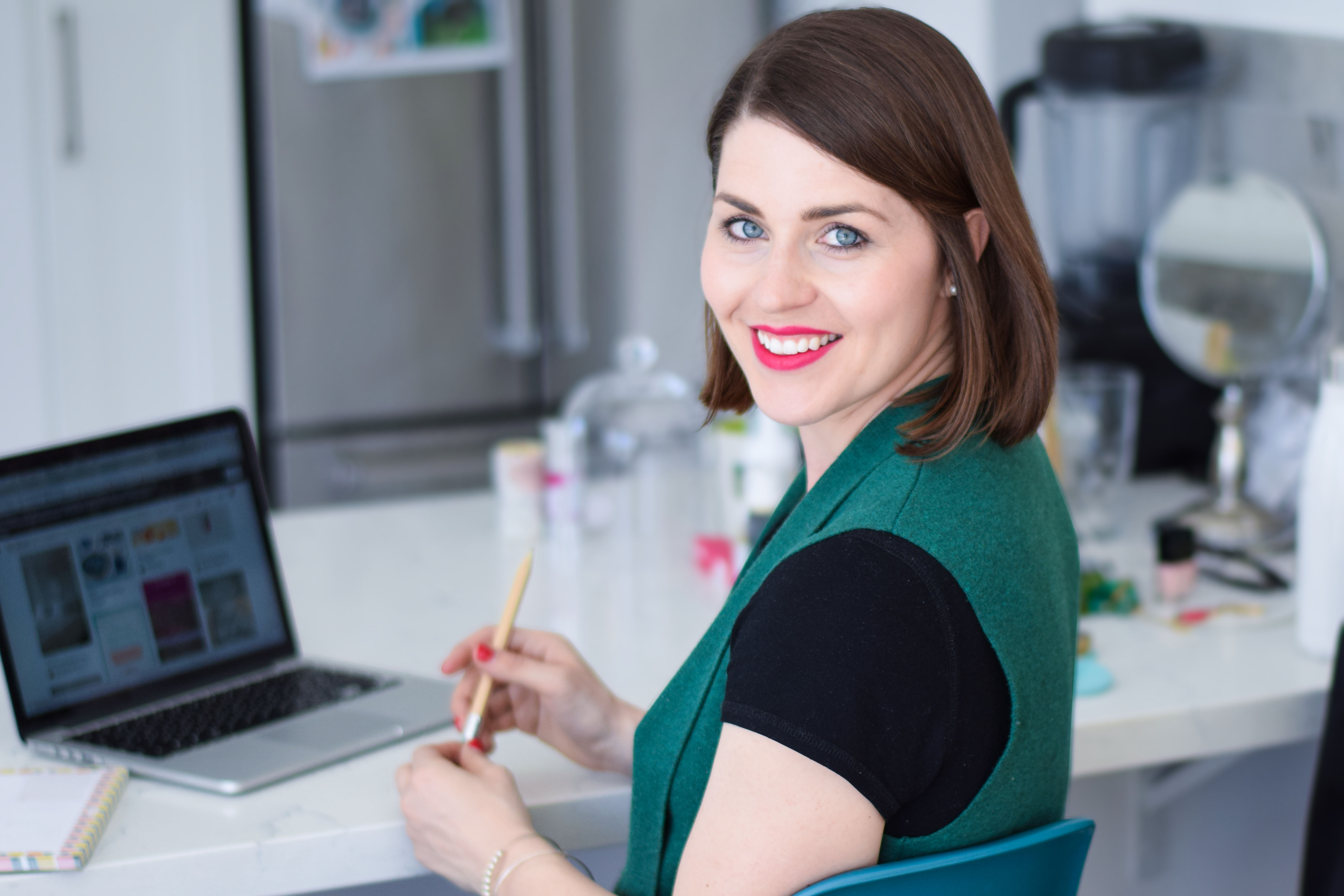 Seanna Cohen - Natural Skincare expert and contributor to Well Daily