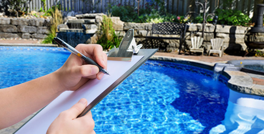 """Florida Pool and Leak's Guaranteed service is having the latest state-of-the-art ultrasonic leak detector, we guarantee to find the leak or the customer does not pay, """"we find leaks others can't"""" is our motto."""