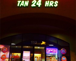 Body Heat Tanning 24 Hours
