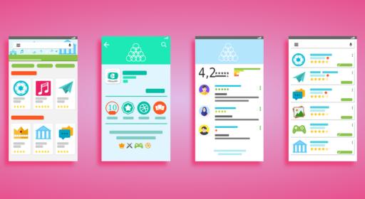 Lista de mejores aplicaciones para ganar dinero obtenidas desde google Play sitio oficial.