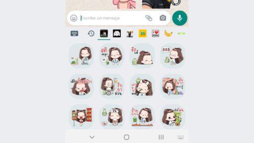 Whatsapp y sus Stikers Animados