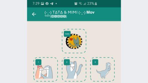 Stikers Animados para Whatsapp
