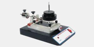 Manual Scratch Hardness Tester