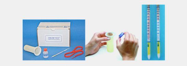Chloride Test Kit - Surface
