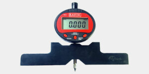 Digital Pit Gauge with Arm