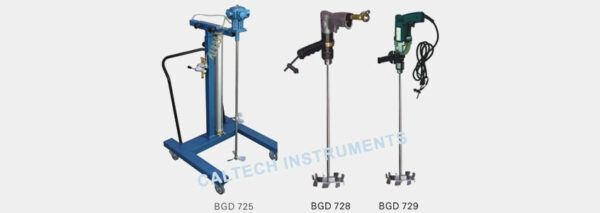 Air Pneumatic Mixer
