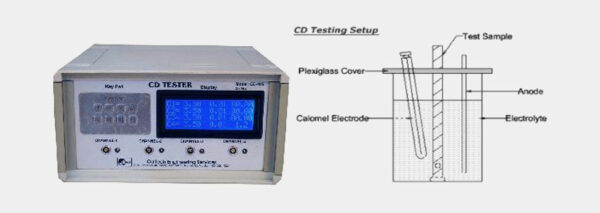 Cathodic Disbondment Tester - CD Tester