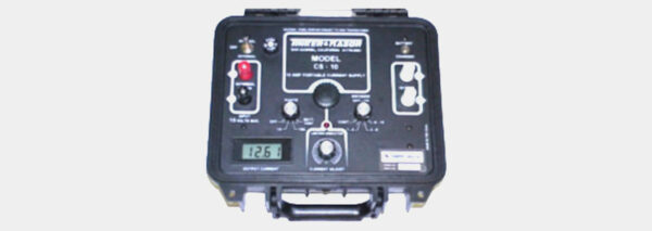 Portable Current Supply CS-10 - Tinker & Rasor