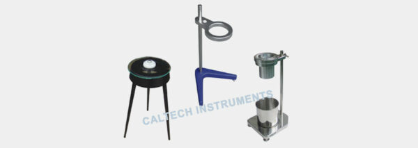 Flow Cup Viscometer Test Stand