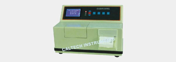 Automatic Digital Abbe Refractometer