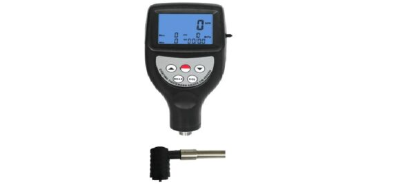 Coating Thickness Gauge with Right Angle Probe