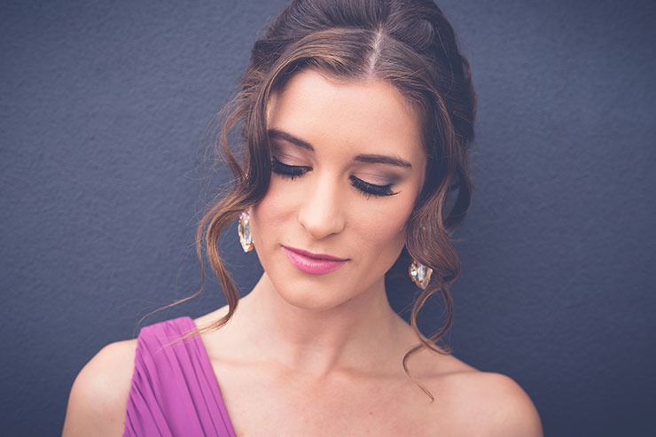 Ask a Professional Bridesmaid: Can I Do My Own Hair and Makeup For the Wedding?