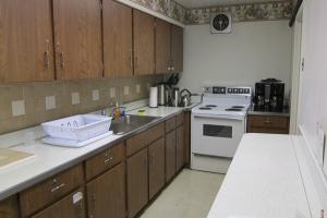John Wesley Room Kitchen