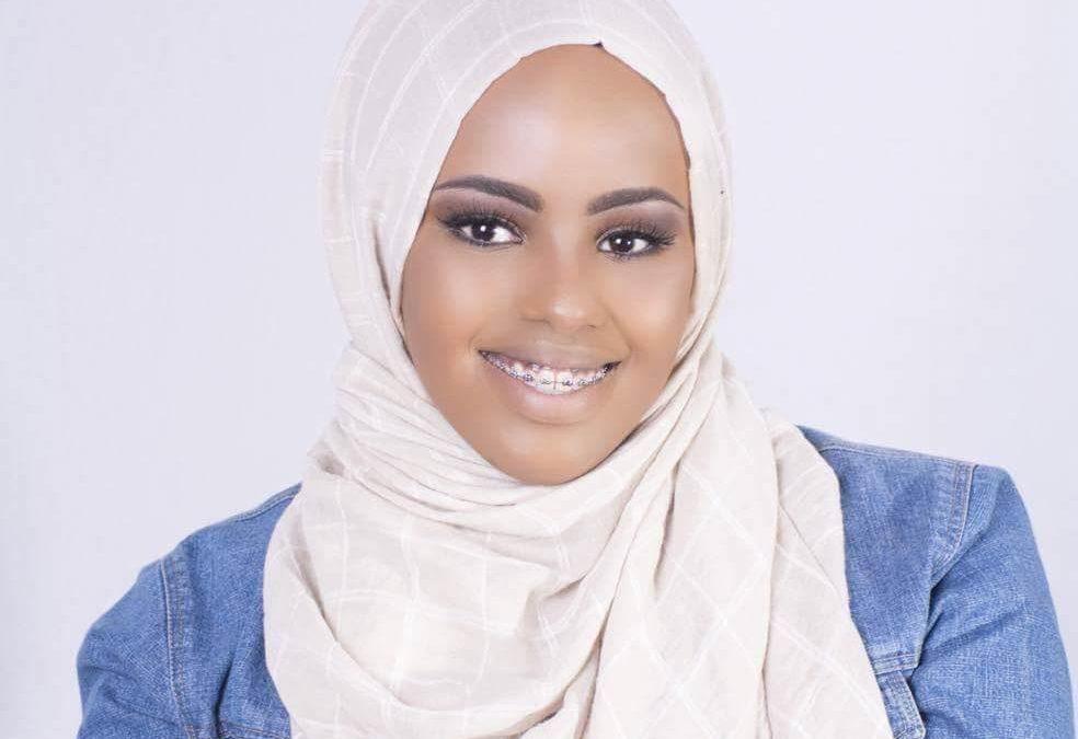 Miss Africa Idaho 2018 Bushra Isaaq