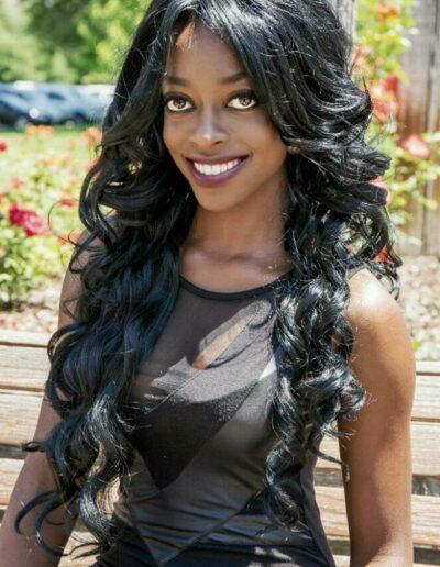 Alma Jam - Miss Cameroun