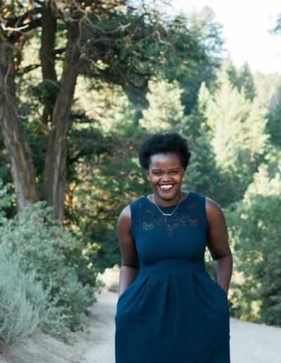 Bernadette Nyirabariyanga - Miss Rwanda