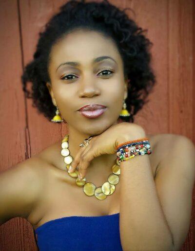Freda Agbecha - Miss Nigeria