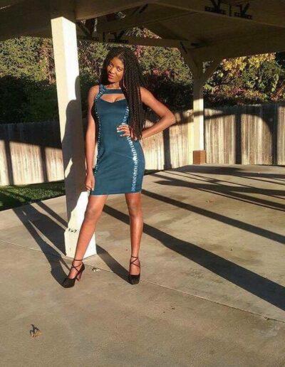 Mary Ntanga - Miss Conga