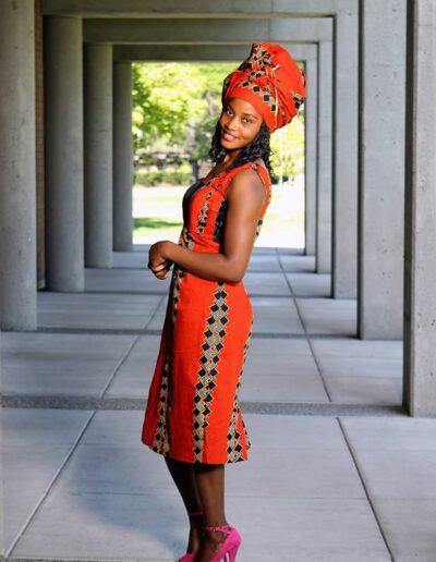 Neema Niyu - Miss Burundi