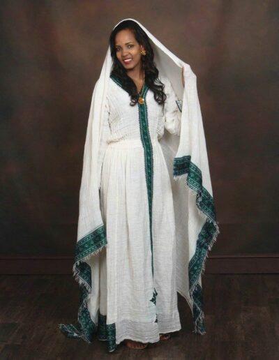 Shewit Solomon - Miss Eritrea