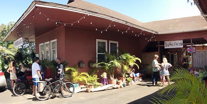 island fresh cafe venue rental