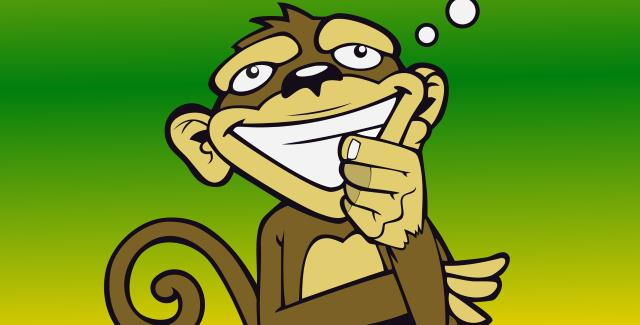 monkey pickles mascot, monkey mascot, funny mascot, mascot missing, lost and found