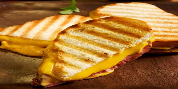 Grilled Cheese on Wheat