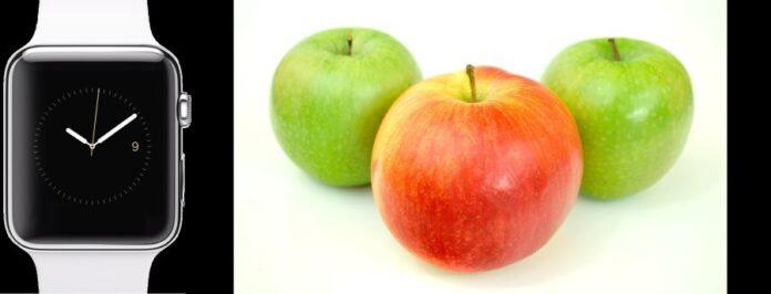 Apple Wrist Watch - Apples Taste Like